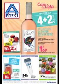 Prospectus Aldi Champagnole : Catalogue Aldi