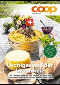 Prospectus Coop Supermarché Le Locle : Coopzeitung