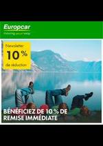 Prospectus Europcar : Offres
