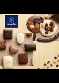 Prospectus Léonidas THONON-LES-BAINS : Les chocolats