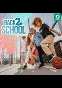 Prospectus Dosenbach Bern - Papiermühlestrasse  : Back to school