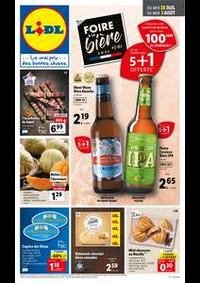 Prospectus Lidl SAINT LOUIS : Catalogue de la semaine