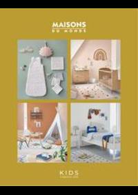 Prospectus Maisons du monde Montbéliard : Kids Collection 2021