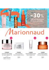 Prospectus Marionnaud EVIAN : Des Offres