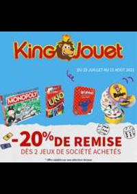 Prospectus KING JOUET AUDINCOURT : Des Offres