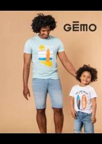 Prospectus Gemo ANTHY SUR LEMAN : Nouvelle Collection pour homme
