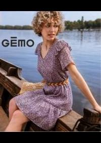 Prospectus Gemo ANTHY SUR LEMAN : Nouvelle Collection pour femme