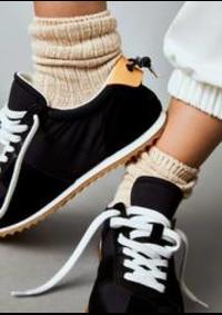 Prospectus Mango RÉGION PARISIENNE MOISSELLES-DOMONT C.C. Leclerc : Collection Sneakers