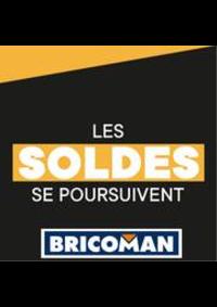 Prospectus Bricoman NOGENT SUR OISE : Les Soldes se poursuivent