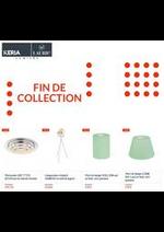Prospectus Keria : Fin de Collection - Soldes