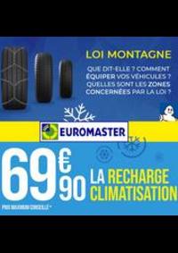 Prospectus Euromaster Villeneuve la garenne : Offre Spéciale