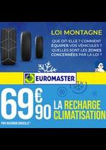 Prospectus Euromaster : Offre Spéciale