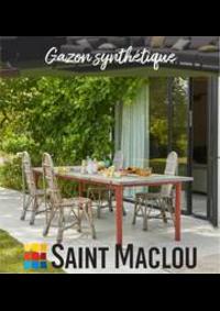 Prospectus Saint Maclou Gonfreville : Promo Gazon synthétique