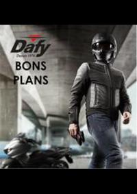 Prospectus Dafy Moto Paris Voltaire : BONS PLANS
