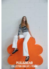 Prospectus Pull & Bear AULNAY SOUS BOIS : Collection Join Life / Femme