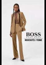 Prospectus Hugo Boss : Nouveautés / Femme