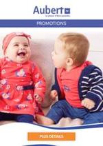 Prospectus Aubert : Promotions Aubert
