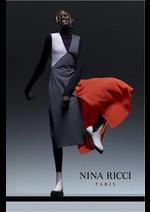 Prospectus Nina Ricci : Automne 2021