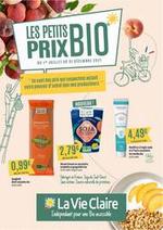 Prospectus La Vie Claire : LES PETITS PRIX BIO