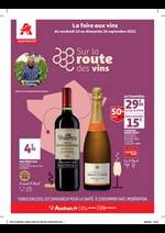 Promos et remises  : Un grand choix de vins !