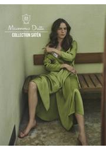 Prospectus Massimo Dutti : Collection Satén