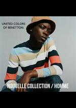 Promos et remises  : Nouvelle Collection / Homme
