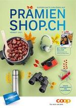 Prospectus Coop Supermarché : Coop Prospekt Herbst 2021