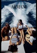 Prospectus Armani : Lookbook