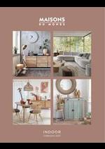 Prospectus Maisons du Monde : Indoor Collection 2021