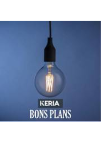 Prospectus Keria ST MAURICE : BONS PLANS