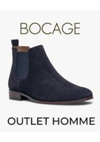 Prospectus Bocage NOISY-LE-GRAND : OUTLET HOMME