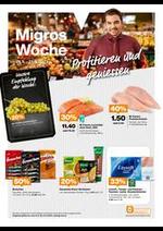 Prospectus Migros Supermarché : Migros Wochenflyer 38 2021