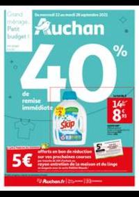 Prospectus Auchan CERGY : Catalogue Auchan
