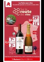 Promos et remises  : Sur la route des vins