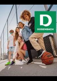 Prospectus Dosenbach : Lookbook