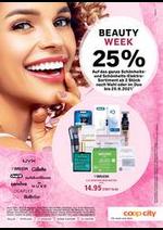 Prospectus Coop City : Beauty Week
