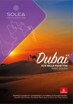 Prospectus Havas Voyages : Dubaï Aux Mille Facettes