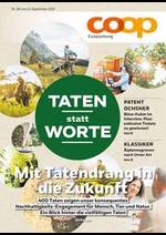 Journaux et magazines Coop Supermarché : Coopzeitung