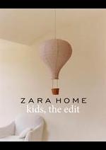 Prospectus ZARA HOME : Kids the edit