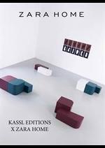 Prospectus ZARA HOME : KASSL EDITIONS X ZARA HOME