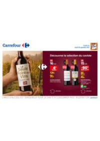 Prospectus Carrefour Villeneuve-La-Garenne : Foire aux vins Automne !