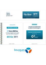 Services et infos pratiques Bouygues Telecom : Offres