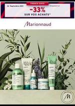 Prospectus Marionnaud : Marionnaud Sélection à -40%