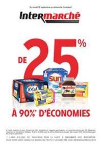 Prospectus Intermarché Super Bondy : MINI PROS ANNIV 2
