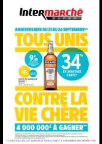 Prospectus Intermarché Super Coubron : TF ANNIVERSAIRE 1