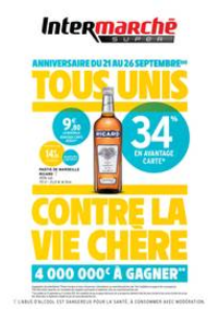 Prospectus Intermarché Super Othis : TF ANNIVERSAIRE 1