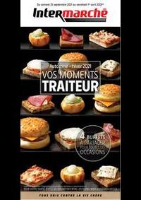 Prospectus Intermarché Super Neuilly Plaisance : EVEN CATALOGUE TRAITEUR A/H