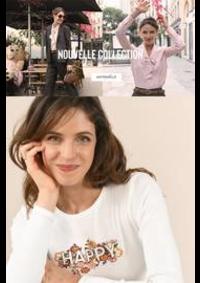 Prospectus Antonelle CRETEIL : Nouvelle Collection