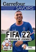 Guides et conseils Carrefour : FIFA 22, UN TERRAIN DE LÉGENDES