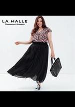 Prospectus La Halle : Grande Taille Femme
